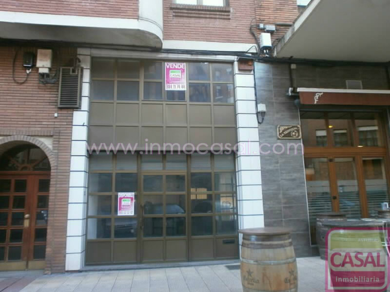 Local en venta - Aviles, zona Carbayedo